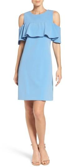 Women's Taylor Dresses Cold Shoulder Sheath Dress 5