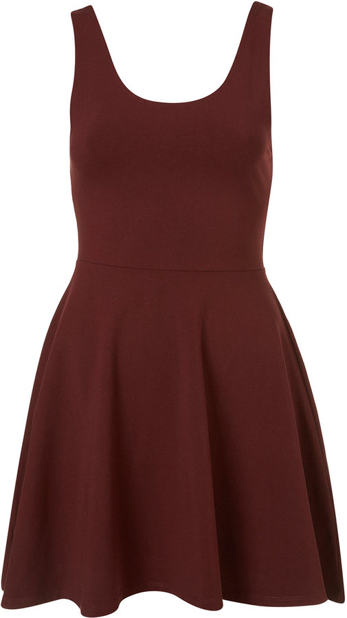 Flippy Hem Dress