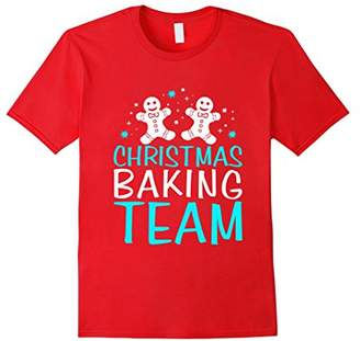 Christmas Baking Team T-shirts