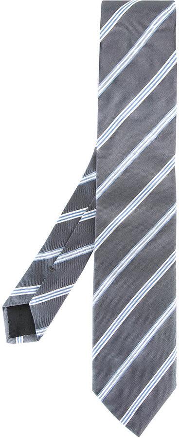 Hugo BossBoss Hugo Boss striped tie