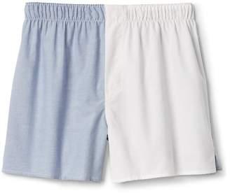 """Gap 5"""" Stripe Oxford Boxers"""
