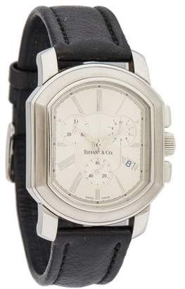 Tiffany & Co. Mark Coupe Resonator Chronograph Watch