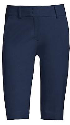 Piazza Sempione Women's Cotton Bermuda Shorts
