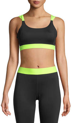 Aurum Confidence Power Mesh Sports Bra