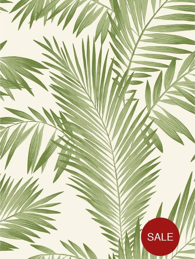 ARTHOUSE Tropical Palm Wallpaper – Green