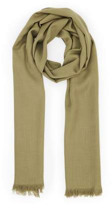 Reiss CELESTE Lightweight scarf Khaki