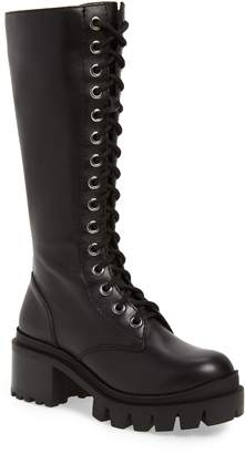 Jeffrey Campbell Plasma Lugged Platform Boot