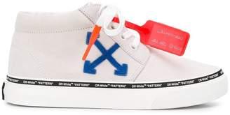 Off-White Off White skate sneakers white