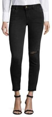 Margaux Distressed Instasculpt Jeans