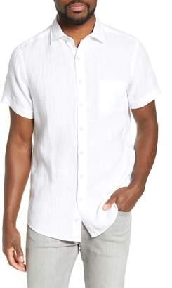 Rodd & Gunn Regular Fit Ellerslie Linen Camp Shirt