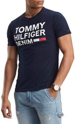 Tommy Hilfiger Flag Graphic T-Shirt