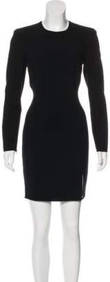 Michael Kors Wool Mini Dress