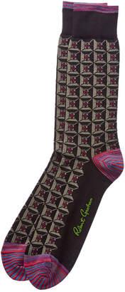 Robert Graham Autumn Socks