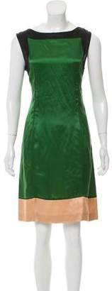 Marni Sleeveless Colorblock Dress