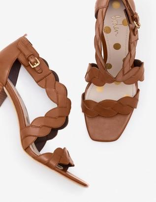 8075eb3c367 Boden Brown Heels - ShopStyle UK