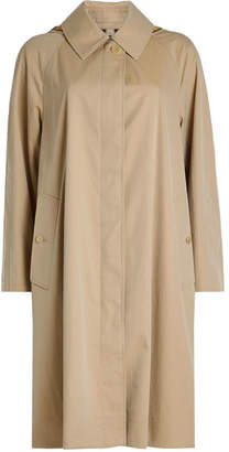 Burberry Richmond Cotton Trench Coat