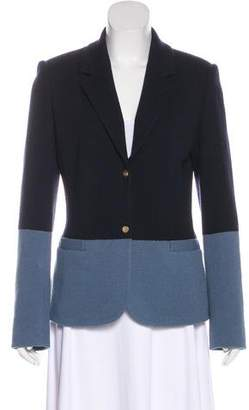The Row Structured Colorblock Blazer