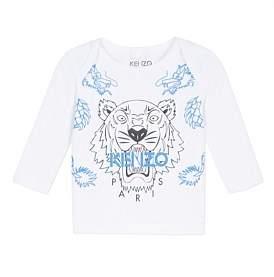 Kenzo Tiger Long Sleeve Tshirt (3-18 Months)