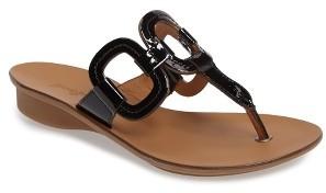 Women's Paul Green Lanai Flip-Flop $250 thestylecure.com