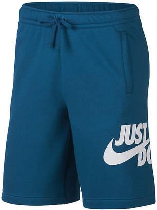 Nike Fleece Workout Shorts
