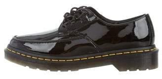 Dr. Martens Low-Top Patent Shoes