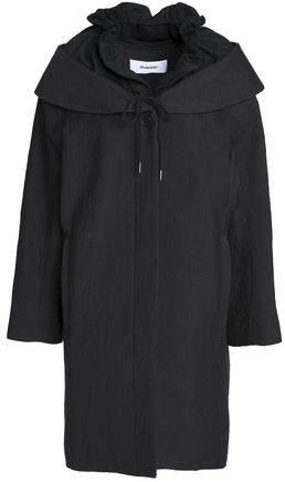 Cotton-Blend Cloqué Jacket