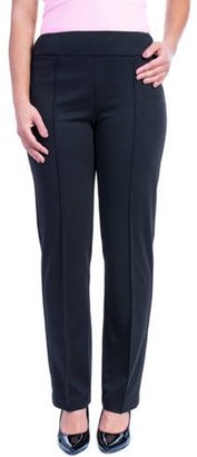 5285a9417be at Walmart.com · George Women s Ponte Suiting Pants