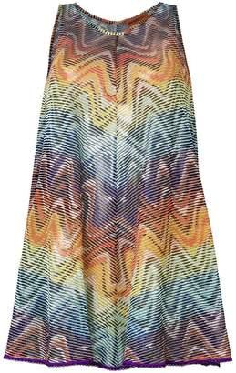 Missoni Mare woven beach dress