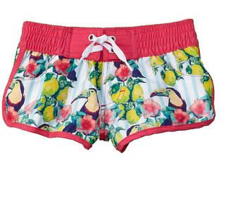 Azul Swimwear Azul Girls' Sour Toucan Swim Short