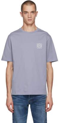 Loewe Blue Anagram T-Shirt