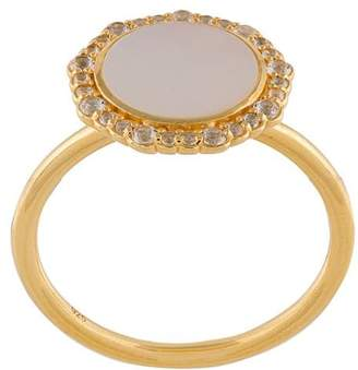 Astley Clarke Mother of Pearl Luna ring