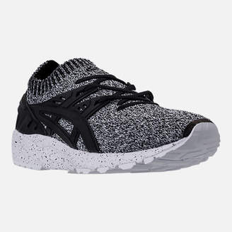 Asics Men's GEL-Kayano Trainer Knit Mid Casual Shoes