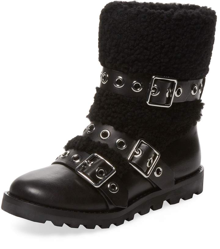 Marc by Marc Jacobs Women's Frost 3 Shearling Boot
