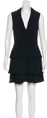 Cushnie et Ochs A-Line Mini Dress