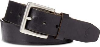 Polo Ralph Lauren Men's Belt, Distressed Westend Buckle