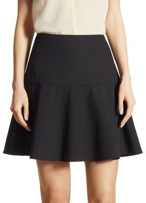 RED Valentino Cady Circle Skirt $295 thestylecure.com