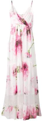 Blugirl lace detail dress