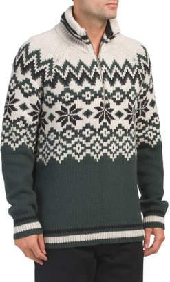 Ski Fairisle Sweater