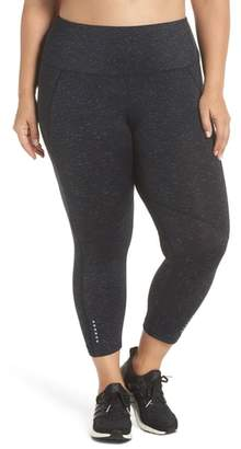 MARIKA CURVES Kendall Energy Capri Leggings