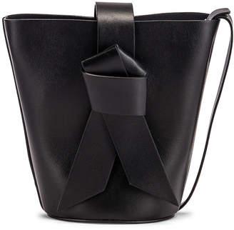 Acne Studios Musubi Bucket Bag in Black | FWRD