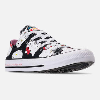 Converse Women's Chuck Taylor All Star Hello Kitty Ox Casual Shoes