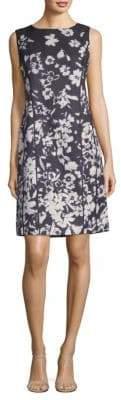 Lafayette 148 New York Evelyn Floral Dress