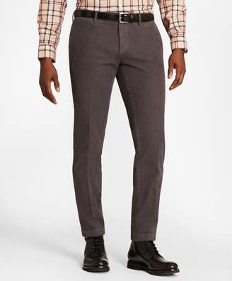 Brooks Brothers Soho Fit Moleskin Stretch Chinos