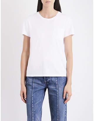 Levi's The Perfect Pocket cotton-jersey T-shirt