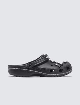 Crocs Pleasures x Cross Utopia
