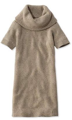 L.L. Bean (エルエルビーン) - シグネチャー・ショート・スリーブ・セーター・ドレス