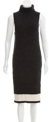 Calvin Klein Collection Sleeveless Sweater Dress