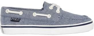 Ralph Lauren (ラルフ ローレン) - Ralph Lauren Childrenswear Cotton Chambray Loafers