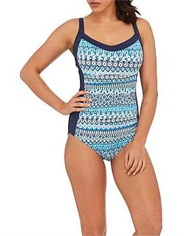 Jantzen Shine Dd/E Underwire One Piece