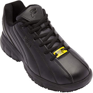 Fila Memory Niteshift Mens Slip-Resistant Work Shoes